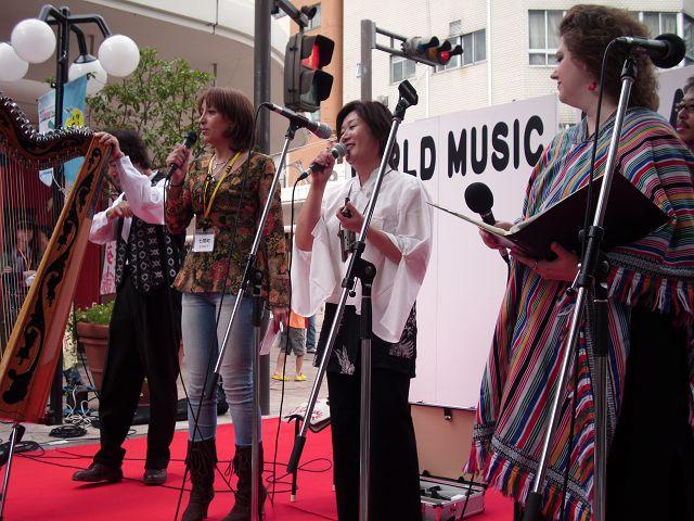 2009/09/21 ワールドミュージックバザール
