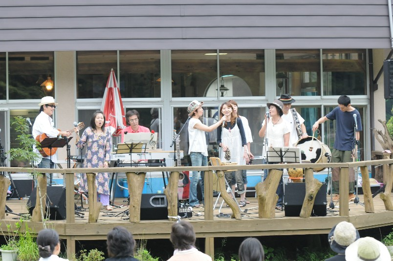 2008/08/02 サマーコンサートIN十里木