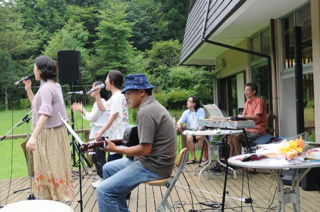 2009/08/01 サマーコンサートIN十里木