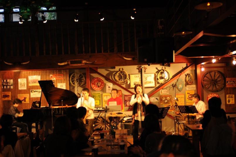 2009/11/29 QUENA&OCARINA JOINTLIVE2