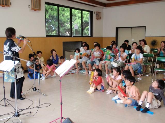 2008/06/28 オカリナコンサート