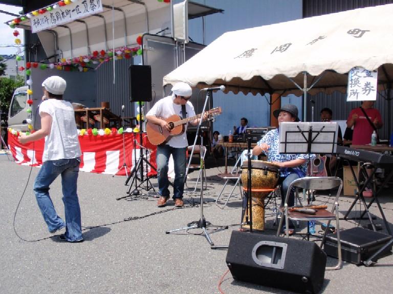 2008/07/27 鷹岡本町の夏祭り