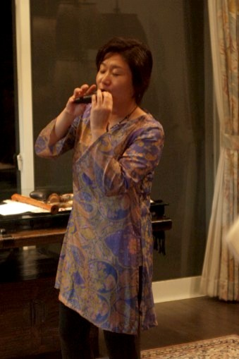 2009/08/08 鴇田邸ホームコンサート