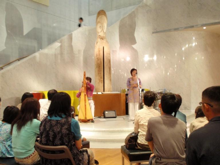 2008/08/17 アルパ・オカリナミニコンサート