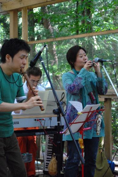 2009/07/25 森のお祭り