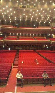 大ホールは…